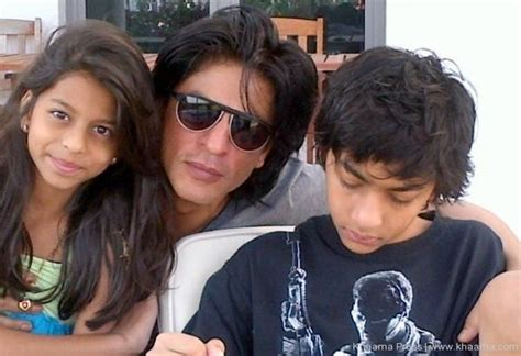 The Gallery For > Shahrukh Khan Kids 2013