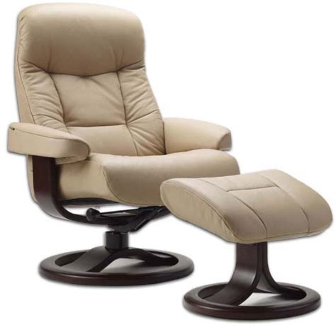 fjords  muldal ergonomic leather recliner chair