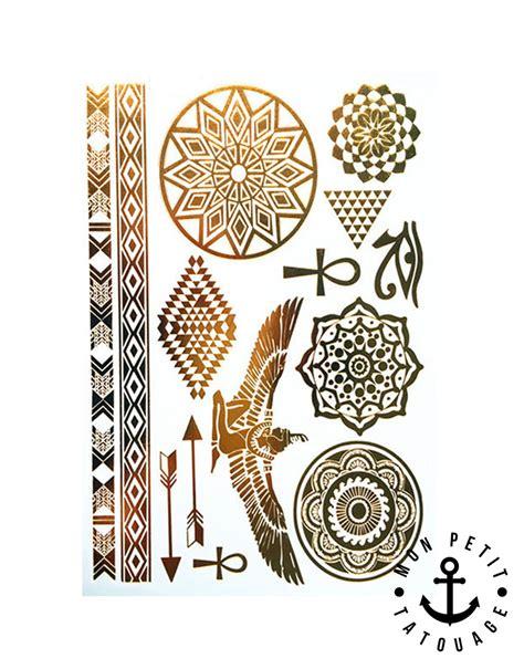 tatouage fleche mandala cochese tattoo