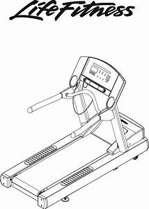 Life Fitness Treadmill Clst User Guide