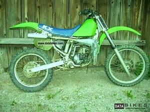 1989 Kawasaki Kx 125 Motocross