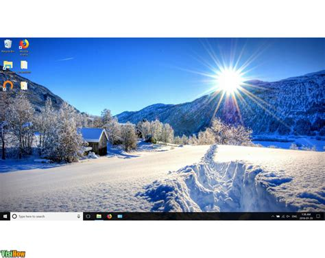 Windows Background Themes Edit Themes And Background Colors In Windows 10 Visihow
