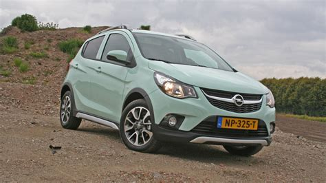 Autotest Opel Karl Rocks AutoRainl