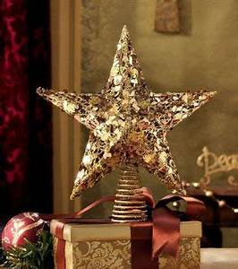 17 Best images about Christmas tree star toppers on