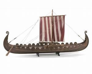 Billing Boats (B720) Oseberg Viking Ship - Model Boat ...