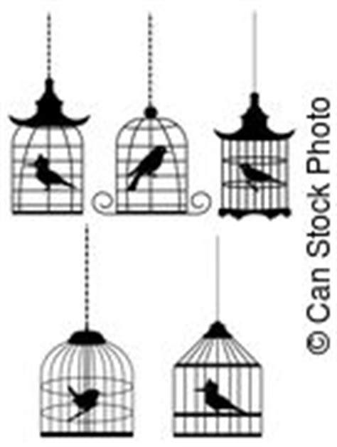 Gabbia Uccello - gabbia illustrazioni e clipart 14 518 gabbiaillustrazioni