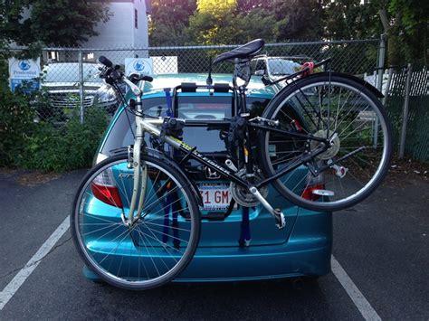 I'll have just one bike on the rack. Best Honda Fit Bike Racks | etrailer.com
