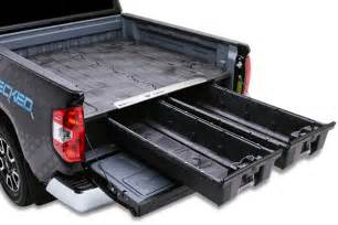 decked truck bed storage free shipping