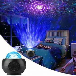 Star, Projector, Galaxy, Night, Light, For, Kids, Ocean, Wave, Starry, Projector, With, Bluetooth, Speaker