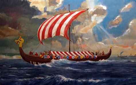 Viking Longboat Bed by Michael Child The Viking Ship Hugin Tags Vikings