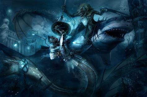 ooc masagera  deep sea fantasy adventure mer people