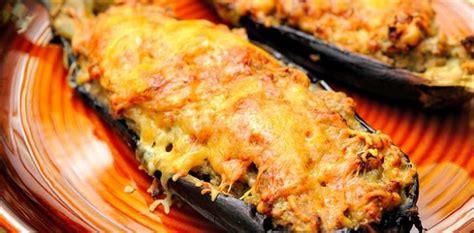 recette de cuisine avec aubergine recette des aubergines farcies à la bonifacienne