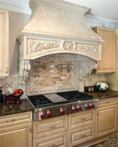 traditional range hood cover  types  kitchen range