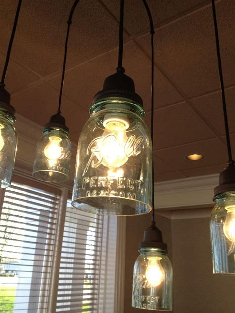 jar light fixture at bob crafts