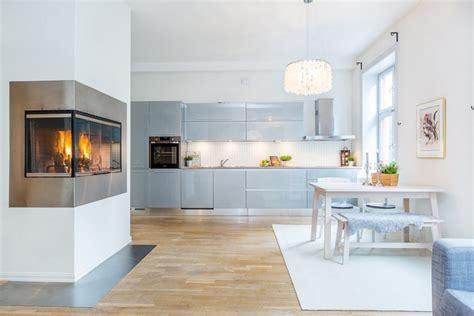 cuisine bleue et blanche peinture cuisine et combinaisons de couleurs en 55 idées