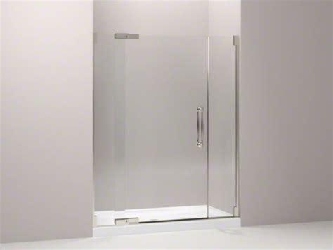 Kohler Glass Shower Door - kohler shower door assembly kit glass and handle kit not