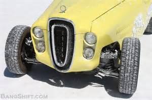 Underdog Speedster bangshift or an edsel speedster from