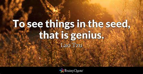 seed   genius lao tzu