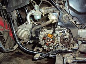 Twisted Throttle Bikes  Hero Honda Splendor Plus Engine