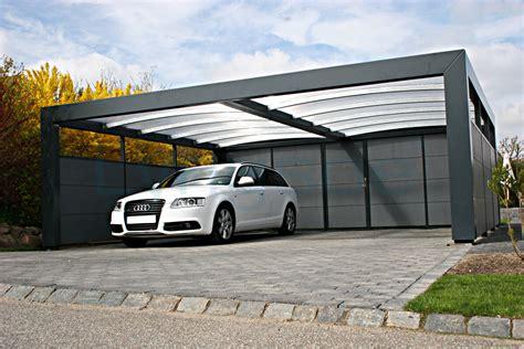 Kubic Carport  Tollen Designcarport Aus Stahl Hier Kaufen