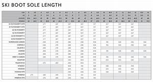 Climbing Harness Size Chart Mondopoint What Is It And How Is It Measured The