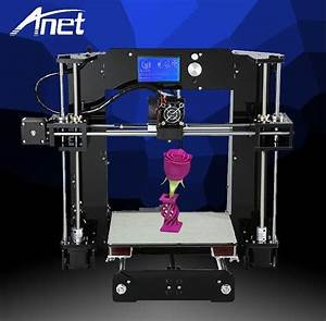 Cheap Anet Upgraded A6 3d Printer High Quality Desktop
