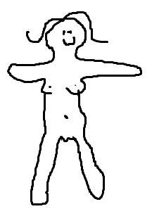 Liegende Person Zeichnen by Dear Person Reading This March 2011