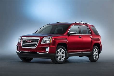 new york 2015 2016 gmc terrain terrain denali debut