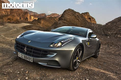 ferrari ff review motoring middle east car news