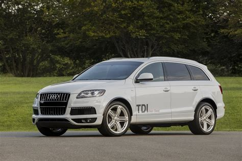 2018 Audi Q7 Performance Review The Car Connection