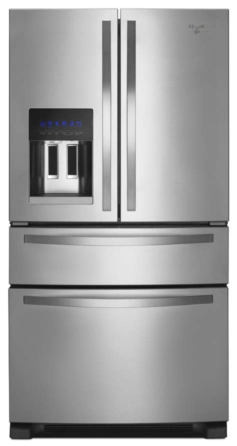 whirlpool wrxsdbm   french door refrigerator