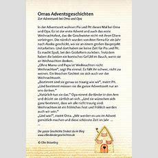 Lustige Adventsgeschichten Für Senioren Bilder19