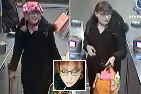 Haunting Cctv Shows Woman Heading Home Before Being Found