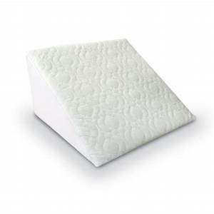 reclining quilted orthopaedic foam bed wedge back support With back wedges for lumbar support