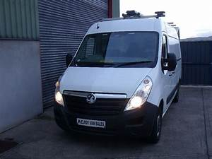Vauxhall Movano Mobile Workshop