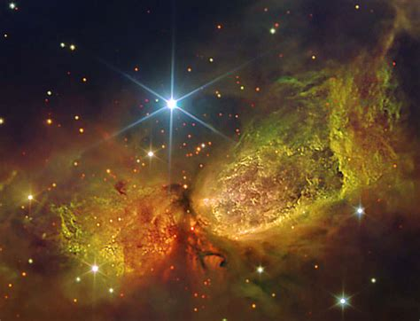 what are stars formed from wordlesstech star forming region s106