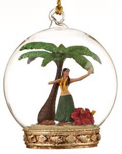 buy personalized hawaii personalized state christmas ornaments g