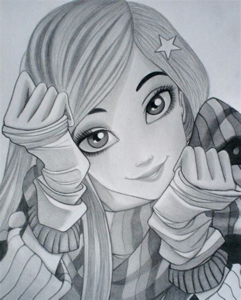 Cool Drawing By Unknown  Cool Drawings Pinterest