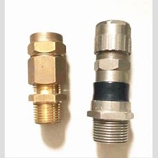 Stainless Steel Armored Cable Connector Locking Head