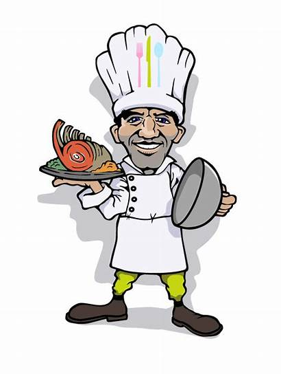 Chef Clipart Cartoon Imagenes Cliparts Chefs Clip