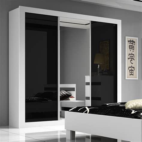 awesome armoire 3 portes blanche 1 armoire design noire