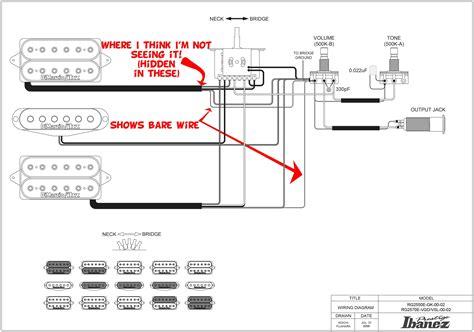 ibanez rg wiring diagram wiring diagram