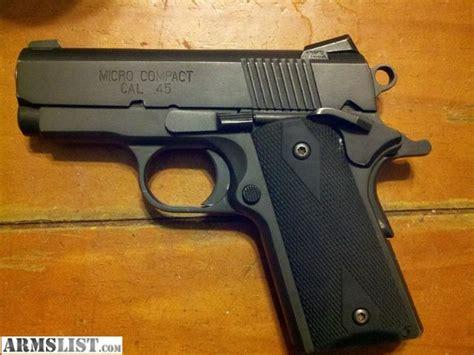 Armslist  For Saletrade Springfield Armory Micro