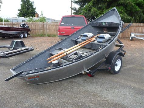 Drift Boats For Sale Eugene Oregon by 1993 16 Used Drift Boat For Sale Koffler Boats