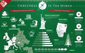 Christmas Around The World : 12 christmas infographics and 5 more piktochart blog ~ Buech-reservation.com Haus und Dekorationen