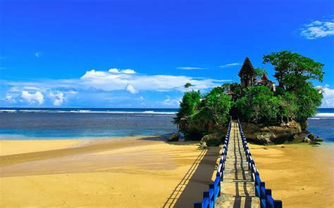 wonderful indonesia balekambang beach malang