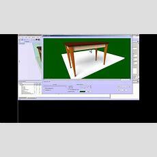 Sketchlist 3d Woodworking Furniture Design Software  How