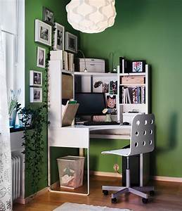 ikea workspace organization ideas 2011 digsdigs With small home office organization ideas