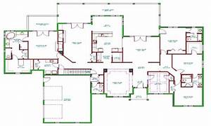split level ranch house interior split ranch house floor With house plans with interior photos