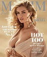 Kate Upton scores top spot of Maxim Hot 100 list for 2018 ...